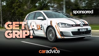 Get a grip: Falken Azenis FK510 tyres on the CarAdvice GTI [sponsored]