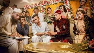 বিয়ের পরে নতুন আত্মীয়তায় জড়ালেন তাসকিন ও মাশরাফি | Mashrafe Mortaza | Taskin Ahmed Wedding