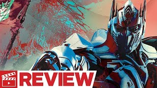 Transformers: The Last Knight Review (2017)