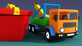 Tow Truck | Unboxing Toys | Trucks for Children | Video For Babies