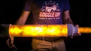 HOLDING AN EXPLOSION at 20,000 fps - Smarter Every Day 156