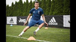 No pain. No gain. | Juventus hard at work in Boston