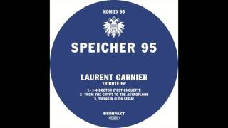 Laurent Garnier - From The Crypt To The Astrofloor