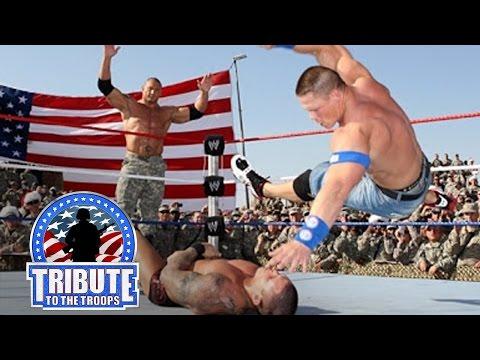 Xxx Mp4 John Cena Batista Amp Rey Mysterio Vs Randy Orton Amp Jeri Show Tribute To The Troops Dec 20 2008 3gp Sex