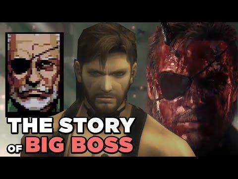 Xxx Mp4 Big Boss Biography Metal Gear Solid V The Phantom Pain 3gp Sex