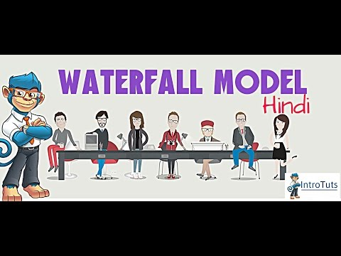 Waterfall Model in Software Engineering in Hindi