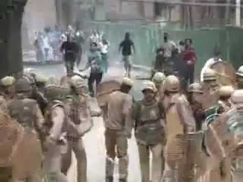 Indian army helpless in Kashmir