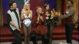 Playmate Bunnies on Whose Line Is It Anyway?