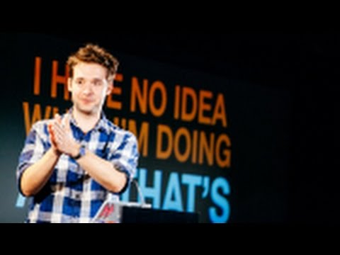 Alexis Ohanian: Sucking is the First Step to Being Sorta Good at Something
