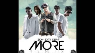More (Final Version Remix) ★ Zion Ft Ken Y, Jory, Arcangel & Chencho