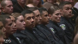 136th Class of Austin police cadets graduates