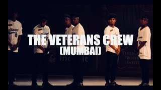 (2017 GOLD MEDALIST) THE VETERANS CREW (MUMBAI) (ADULT DIVISION)