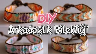 Arkadaşlık Bilekliği / KENDİN YAP / DIY Miyuki Friendship Bracelet