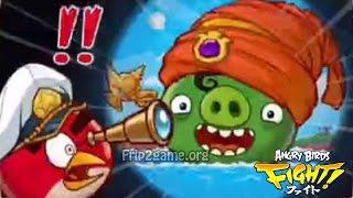 Angry Birds Fight: Monster Magic Lamp Pig Raid Event Walkthrough