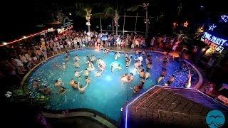 LBW TRAVEL THAILAND SERIES EP: 7    Koh Phangan - Crazy Pool Party