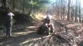 Redneck four-wheelin' boyz