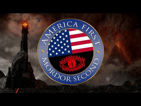 America First Mordor Second