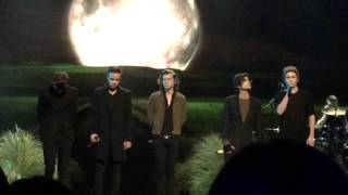Night Changes - One Direction Live Performance at The Royal Variety