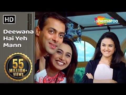 Xxx Mp4 Deewana Hai Ye Mann Chori Chori Chupke Chupke 2001 Song Salman Khan Rani Mukherjee Romantic 3gp Sex