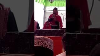 আমার মাদ্রাসার একটি গোজল+শিল্পি হাবিবা ২০১৬সালে গাইছে গজলটি
