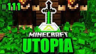 UTOPIA!! - Minecraft Utopia #111 [Deutsch/HD]