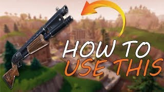 HOW TO ALWAYS WIN YOUR SHOTGUN FIGHTS (Fortnite Battle Royale)