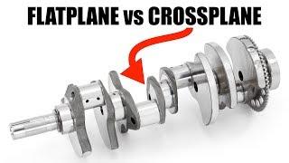 Flatplane vs Crossplane V8 Engines - Which Is Best?
