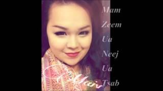 Mam Zeem Ua Neej Ua Tsab Cover