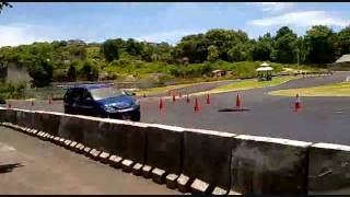 Xenia Turbo Drift Test @ break of Sound Race #1 Speed City Bali.wmv