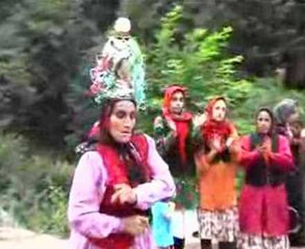 Gilaki music; Khadijeh jan