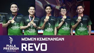 Momen Kemenangan - REVO (Surabaya)
