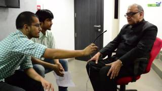Interview with Markandey Katju, former Supreme Court judge