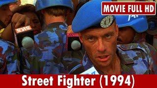 Street Fighter (1994) Movie ** Jean-Claude Van Damme, Raul Julia, Ming-Na Wen
