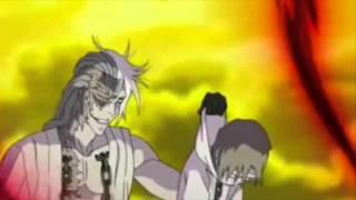 Hollow Ichigo Vasto Lorde vs Kokuto - Full Fight (English Dub)
