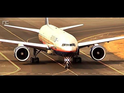 Sin Obstáculos Aeropuerto de la Ciudad de Mexico Aviones Pesados Aterrizajes y Despegues