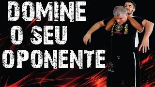 CHAVE DE BRAÇO PELAS COSTAS Como Sair com Precisão #KungFu