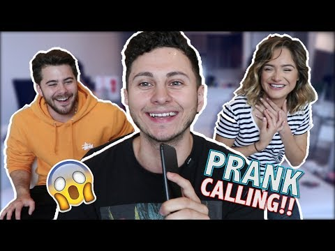 Quitting Jobs We Don t Have Pranking calling w Dom DeAngelis & Chachi Gonzales