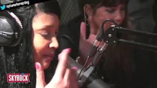 Sadek & Amy Freestyle Planete rap Skyrock [ 07/03/2013 ] [ LES FRONTIERES DU REEL ]