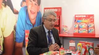 Entrevista a Alfredo Borjas, KORES