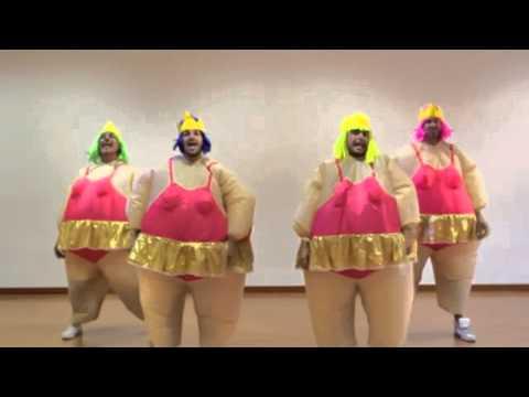 Coreografia Pollito Pio Sintoniza Sin Tornillos