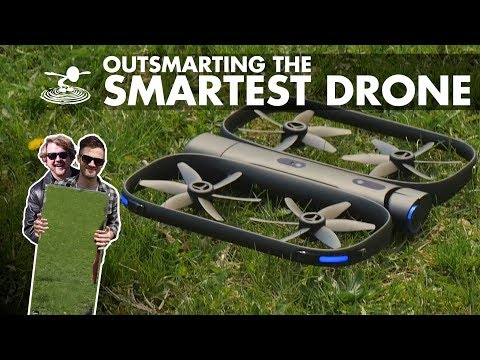 Tricking the Smartest Drone