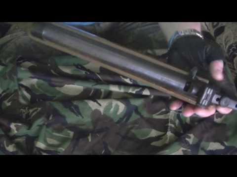 Najpopularniejsza wiatrówka z bazaru Cześć  1 -chiński karabinek 4,5 mm .