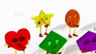 اغاني اطفال انجليزي | حضانة - روضة - انترناشونال | ABC Colour | مع الكلمات