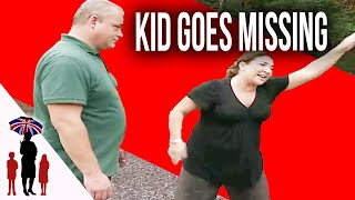Dad Loses Triplet Son: Jo Frost Tries To Teach Him A Lesson | Supernanny USA