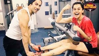 Varun Dhawan's Proximity With Taapsee Pannu Not Going Well With Girlfriend Natasha | Bollywood News