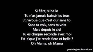La Fouine - Sans ta voix [Parole]