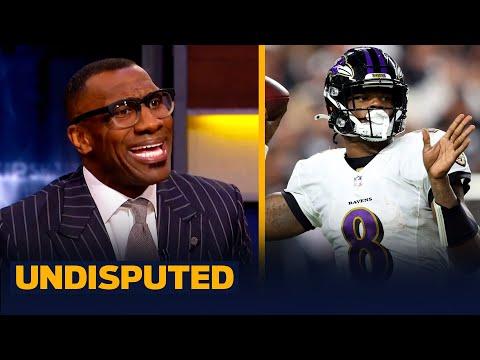Raiders upset Lamar Jackson & Ravens in overtime thriller — Skip & Shannon NFL UNDISPUTED