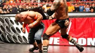 Raw: John Cena vs. Batista