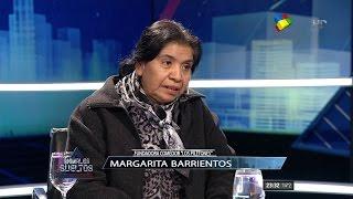 """Margarita Barrientos en """"Animales sueltos"""" de Alejandro Fantino - 29/05/16"""