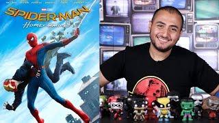شريط فيديو - مراجعة فيلم Spider-Man: Homecoming